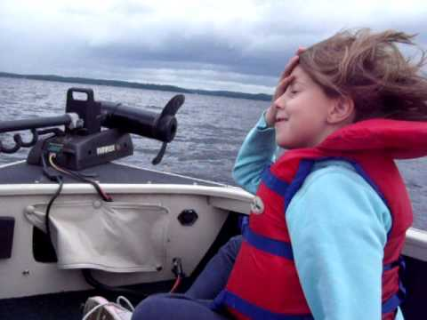 Boat ride on Ivanhoe