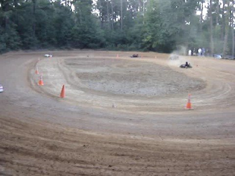 GoKart DirtTrack Racing