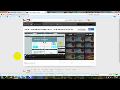Upload Youtube Video - How to, Steps, Intro, Tutorial, Editing, Captions