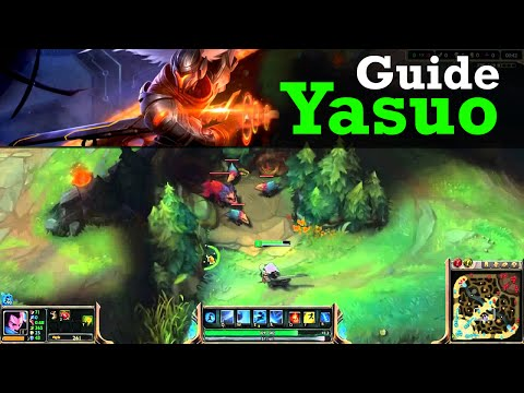 guide yasuo s5 - Tips & Tricks: Yasuo wall jump tutorial