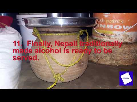 Nepali Alcohol Production Documentary Film 2017
