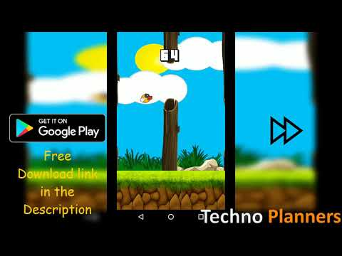 Oppy Bird Jungle - Flappy Bird Clone - Android Game free Download