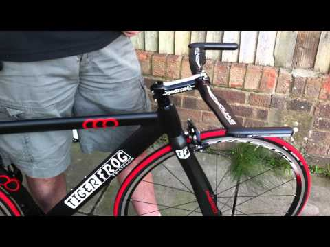 Changing Stack Height on a Road, Triathlon or TT bike