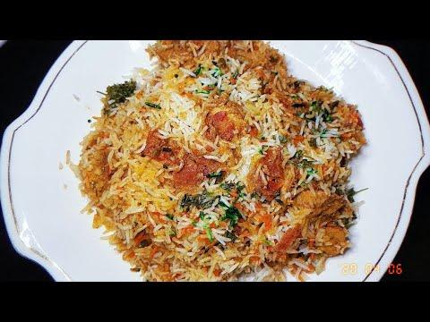 Chinese Dum Biryani Recipe|How To make Chinese Biryani|Chicken Chinese Biryani