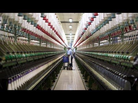 MACHINES: Planet Money Makes A T-Shirt (Part II)