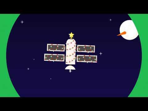 Santa Tracker: Satellite