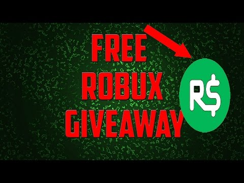 300 ROBUX GIVEAWAY!!!!!!!!!!!!