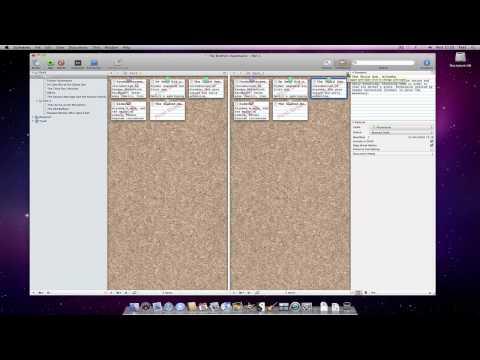 Scrivener Basics - Corkboard & Synopses