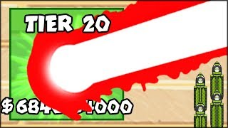 BLOONS MOD MADE BY A 22 YEAR OLD??   Bloons TD Battles Hack