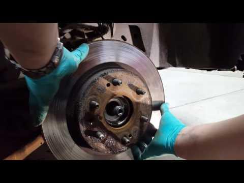 2008 Chevy Silverado 1500 4x4:  Wheel Bearing Replacement