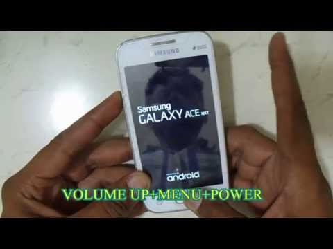 Pattern And Hard Reset Samsung Galaxy Ace NXT SM G313H Eazy Youtube