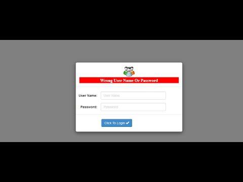 Custom Modal Login in asp.net mvc with SQL stored proc (No Entity Framework)