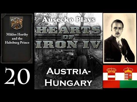 HoI IV Austria-Hungary 20 [Americans in Berlin]
