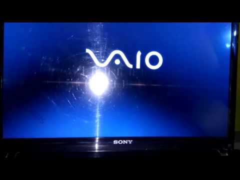 Sony Vaio Select Bios Mode Or Boot Mode  सोनी वायो लैपटॉप पर full HD 2017
