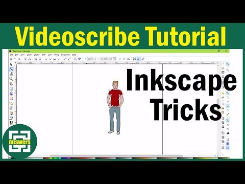 [4] Inkscape Tricks for VideoScribe [Advanced Editing Images]