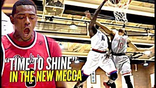 "Earning Respect in The New Mecca of Basketball | Heart of The City ""Time to Shine"""