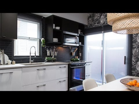Home Tour: A Kitchen Makeover For a Good Cause