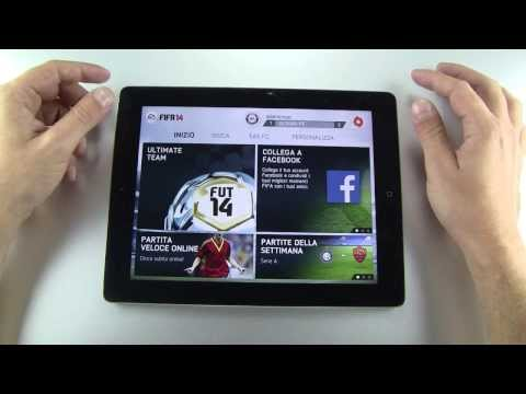 Fifa 14 iOS video prova su iPad by HDblog