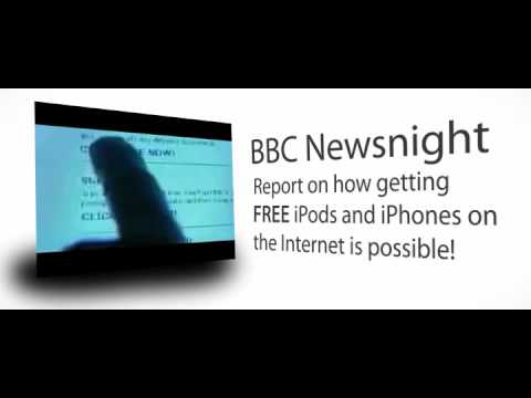 Free iPhone - BBC & CNN Report - Free3GiPhone.com