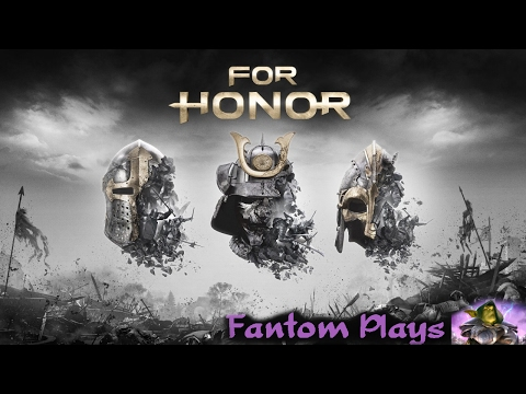 For Honor :: Episode 1 :: Learning Kensei!!!