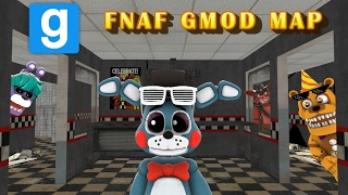 Gmod Fnaf - Brand New FNAF 4 Nightmare Pill Pack Maze Run