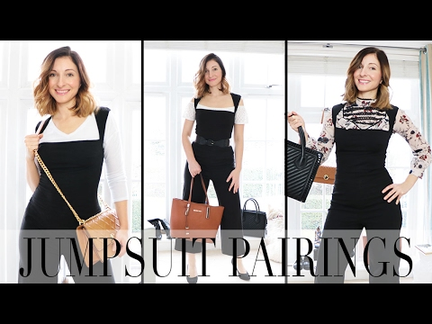 DIY Style   3 Ways to Wear a Jumpsuit   Szilvia Bodi