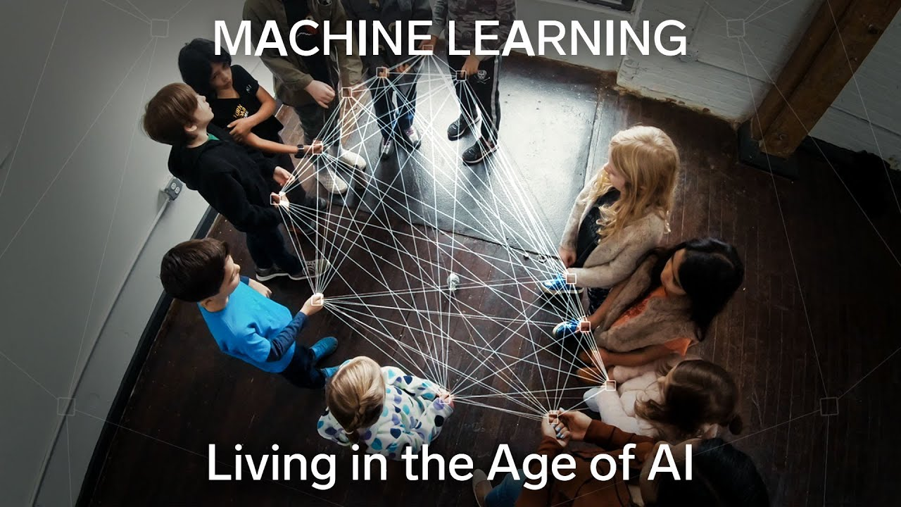 Machine Learning: Living in the Age of AI   A WIRED Film