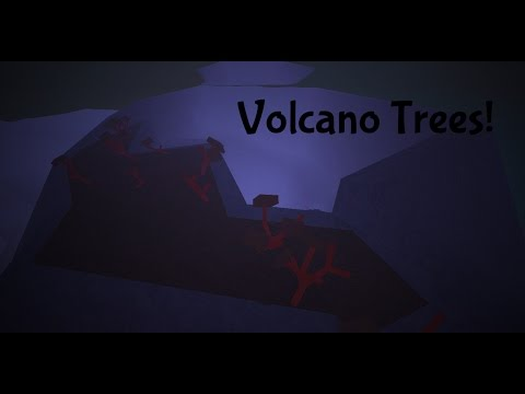 ROBLOX: Lumber Tycoon 2 - How to get Lava Trees! - playithub com