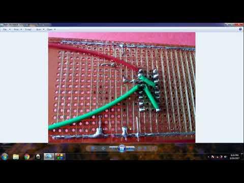 IR Remote Controlled Switch.Simple Remote Control Circuit Diagram.Easily Make IR sensor circuit