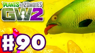 Yellow Trial of Shooty-Shooty! - Plants vs  Zombies: Garden