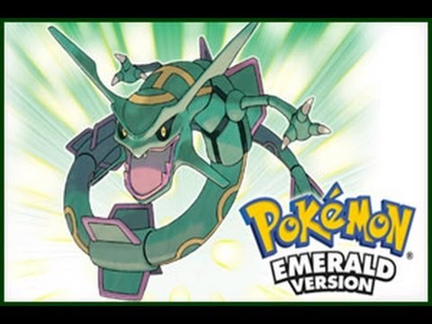 HM08 Dive Pokemon Emerald / Esmeralda Gameplay