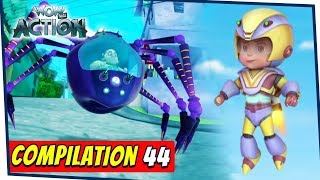 VIR: The Robot Boy Cartoon In Hindi | Compilation 44 | Hindi Cartoons for Kids | Wow Kidz Action