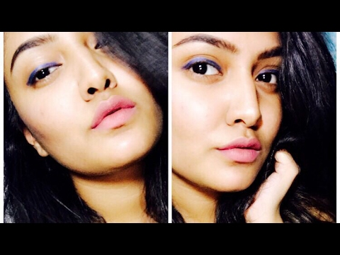 My Everyday Makeup For College | Indian College Routine
