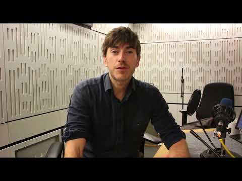 A special message from Simon Reeve