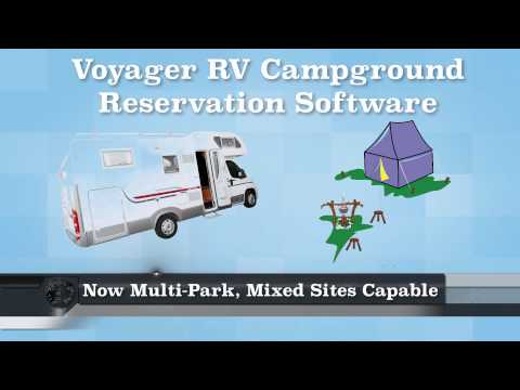 RV Campground Reservation Software