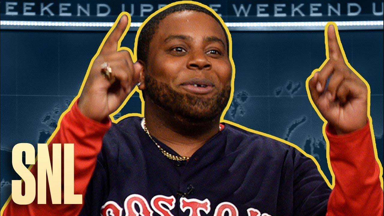 """Weekend Update Rewind: David """"Big Papi"""" Ortiz (Part 1 of 2) - SNL"""