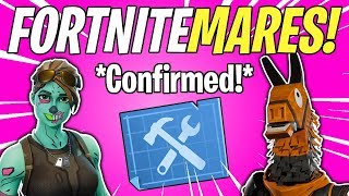 FORTNITEMARES 2018 CONFIRMED! New Information & News | Fortnite Save The World News