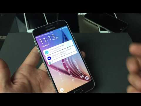 Galaxy S6: How to Delete/Remove Security PIN Code