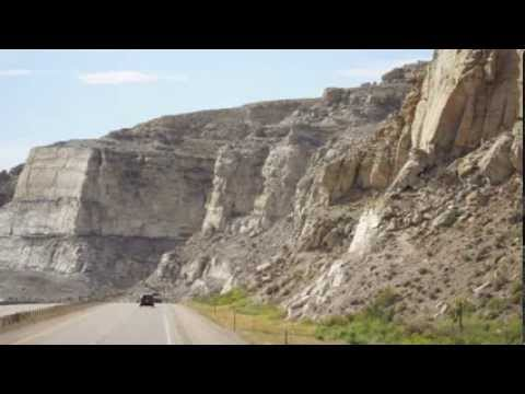 Trucking Across North America - from Ontario to California and Back
