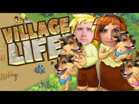 I Keep Having Babies!! (Marrying Off My Pokemon) - Village Life