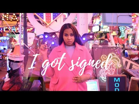 VLOG: Getting Signed to a Leading Agency for Curvy Models