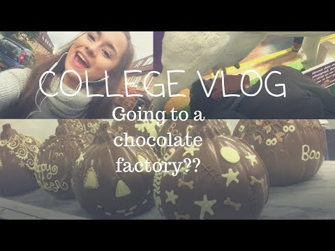 CLOG: WE WENT TO A CHOCOLATE FACTORY?
