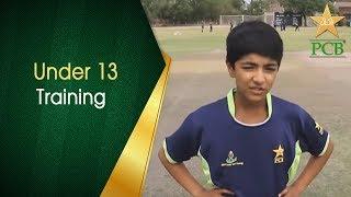 PCB Under 13 Training Program | Final Match | PCB