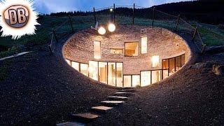 10 Unbelievable Underground Homes
