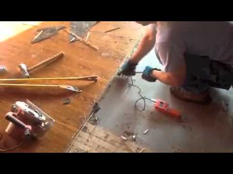 Water Damage Tear-out | tulsa wood floors | hardwood floor installation | 918-830-6232