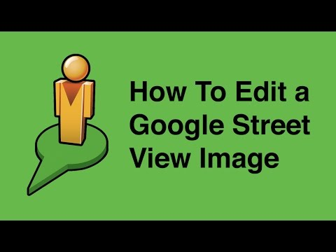 How To Edit Google Street View Image - SEO Nuts