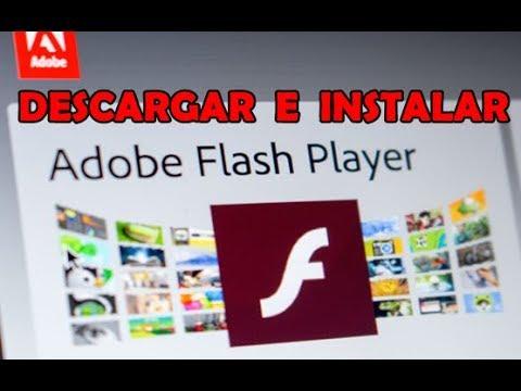 Como Instalar Adobe Flash Player ¡BIEN EXPLICADO! Lo Mejor