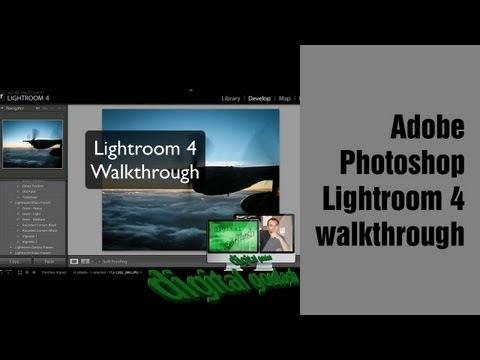 Adobe Photoshop Lightroom 4 Walkthrough