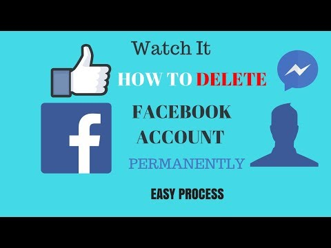 How To Delete Facebook Account Permanently Easy Process