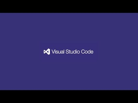 Building WebApps using Visual Studio Code (2/11) HTML